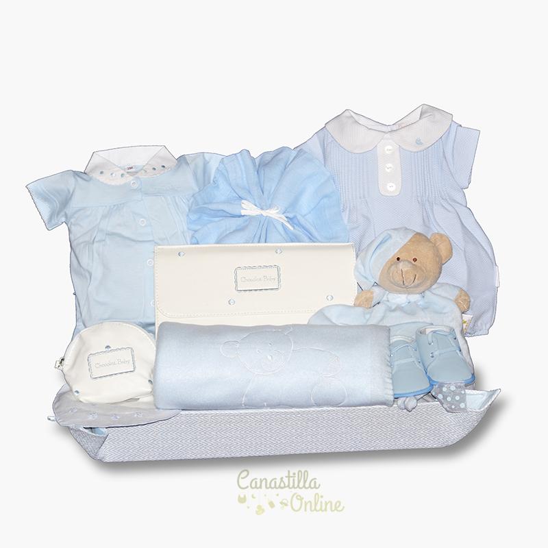 Canastilla Para Bebe.Canastilla Online Cestas De Regalo Para Bebes