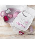 Regalos personalizados para bebe