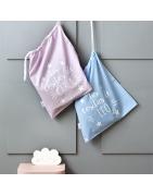 Bolsas para muda, merienda y mochilas personalizadas